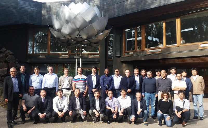 The 4th F2F Meeting in Helsinki