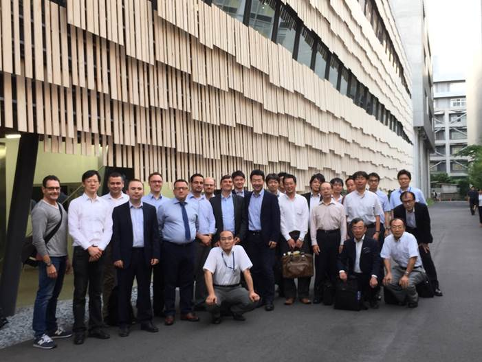 5G!Pagoda Kick off Meeting will take place at University of Tokyo