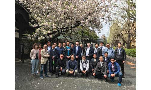 The fifth F2F meeting of the 5G!Pagoda consortium
